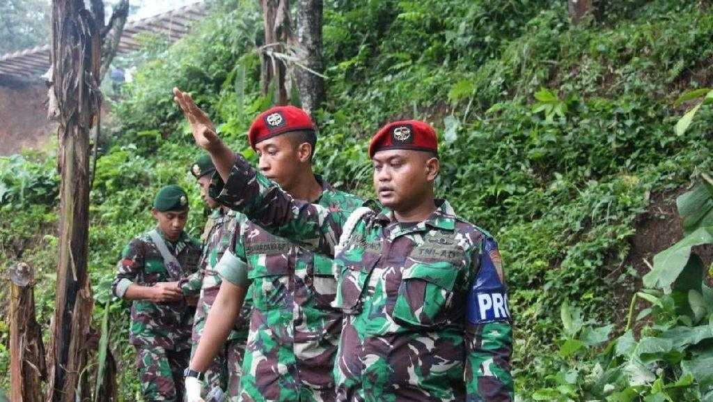 Momen Praka Pujiono Gunakan Tenaga Dalam untuk Cari Korban Longsor