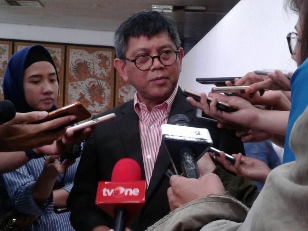 NasDem Tak Setuju Rekomendasi Pengawas Eksternal KPK