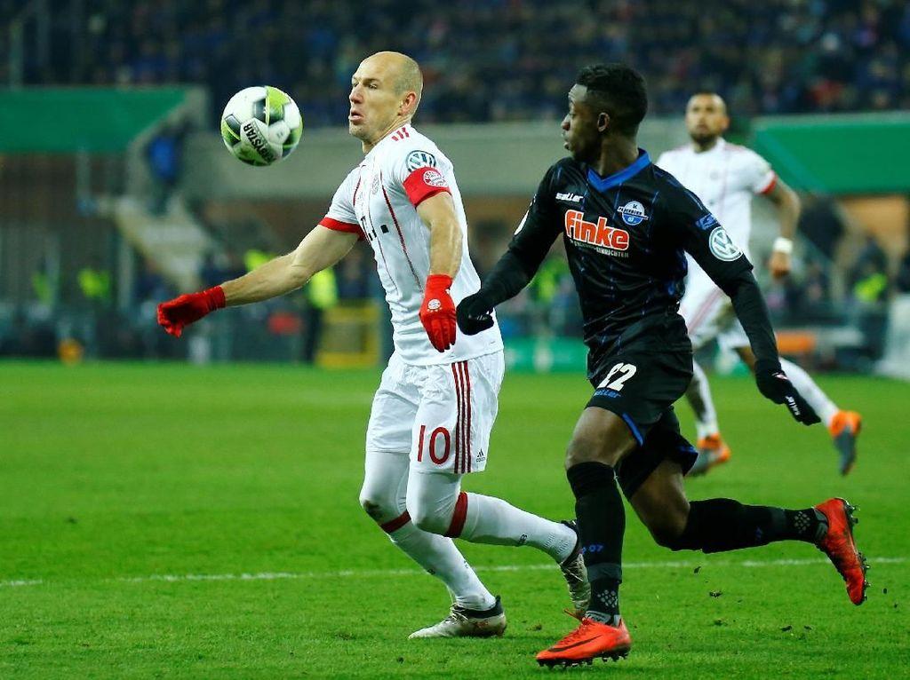 Pesta Enam Gol, Bayern Melenggang ke Semifinal