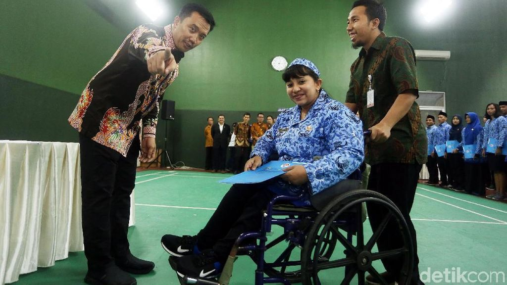 Indonesia Turunkan 300 Atlet Difabel di Asian Para Games