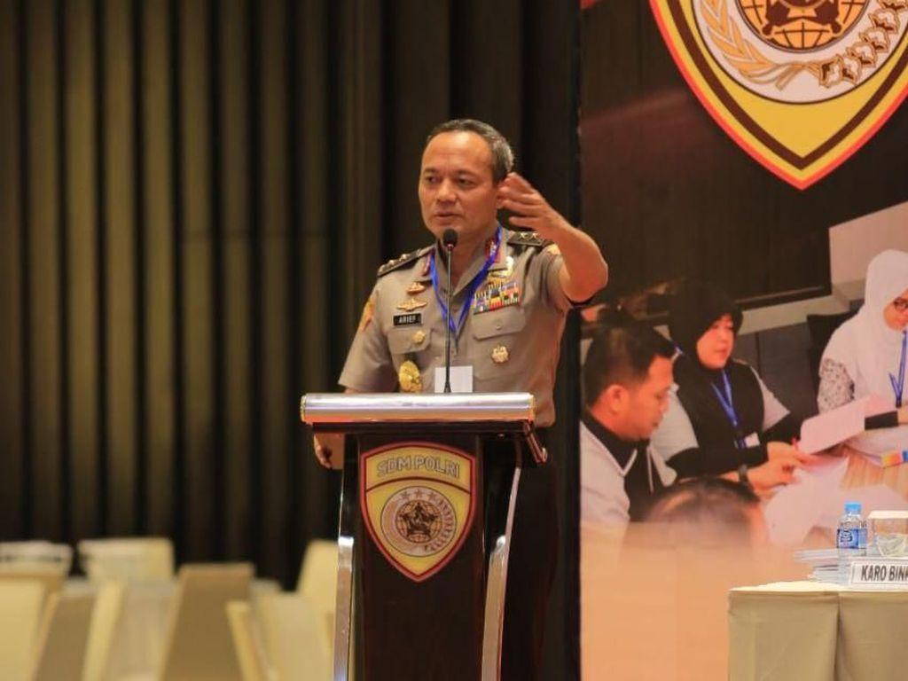 Naik Pangkat, 80 Pati TNI dan Polri Menghadap Jokowi di Istana