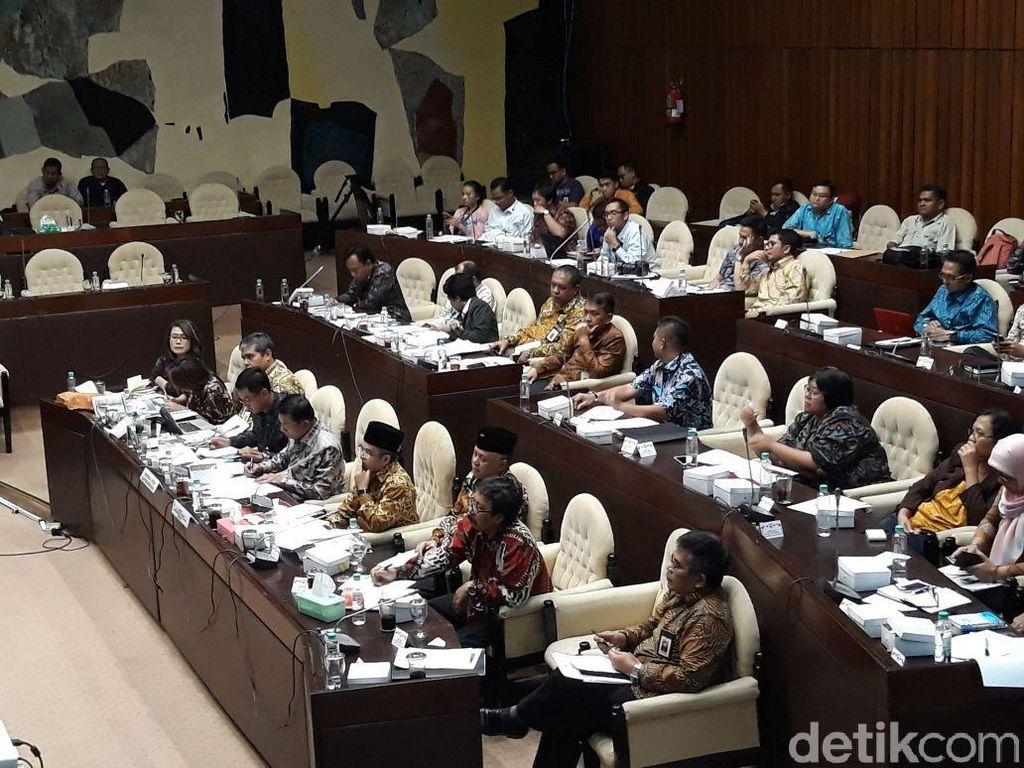 Titip ke Moeldoko, Gerindra Minta Menteri Jokowi Tak Rangkap Jabatan