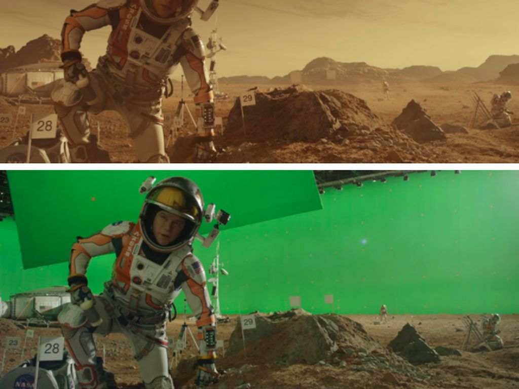 Teknologi CGI Makin Canggih, Masa Depan Stuntman Terancam?
