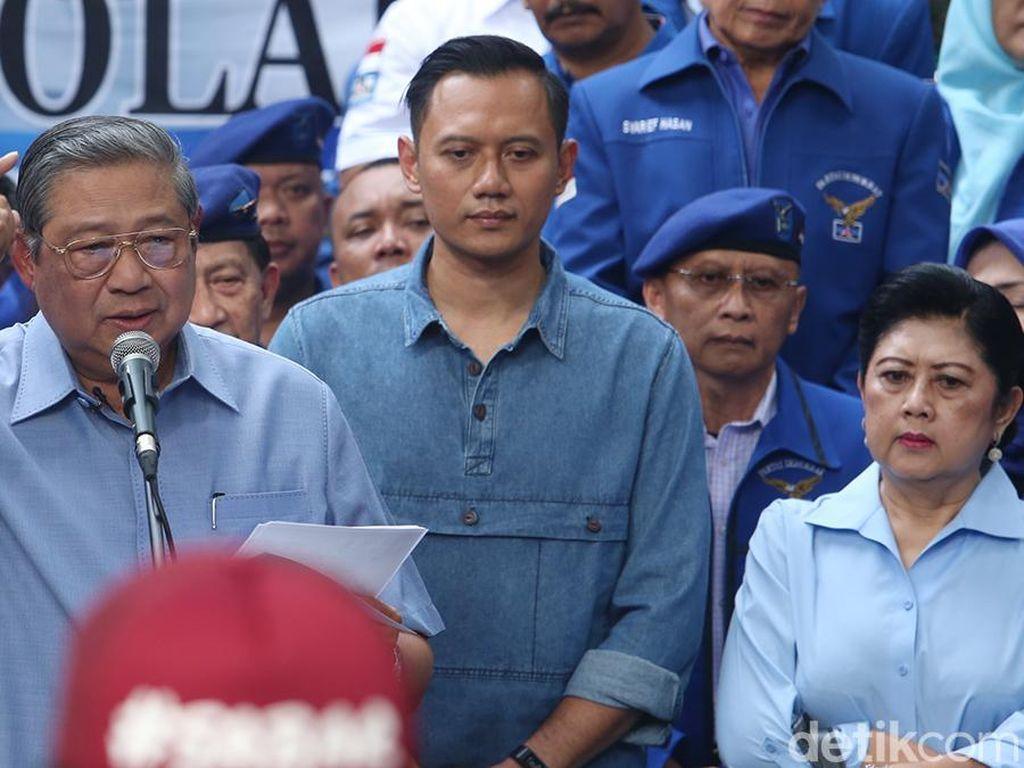 SBY: Insyaallah Ada Pemimpin Baru yang Amanah di 2019