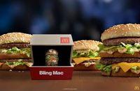 McDonald's Tawarkan Hadiah Cincin Bling Mac Bentuk Burger Seharga Rp 163 Juta