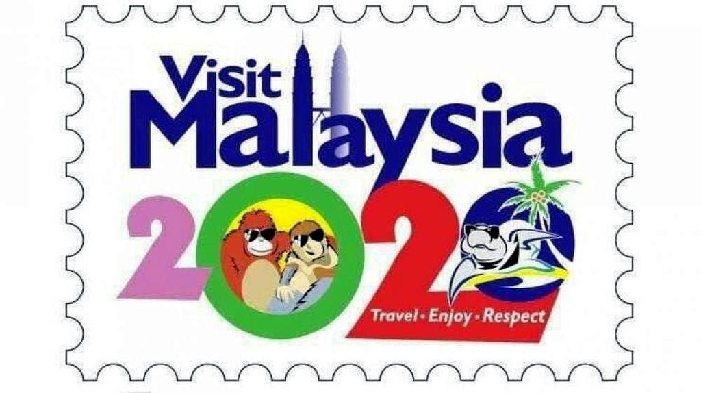 Meme Lucu Logo Visit Malaysia 2020 yang Dianggap Jelek