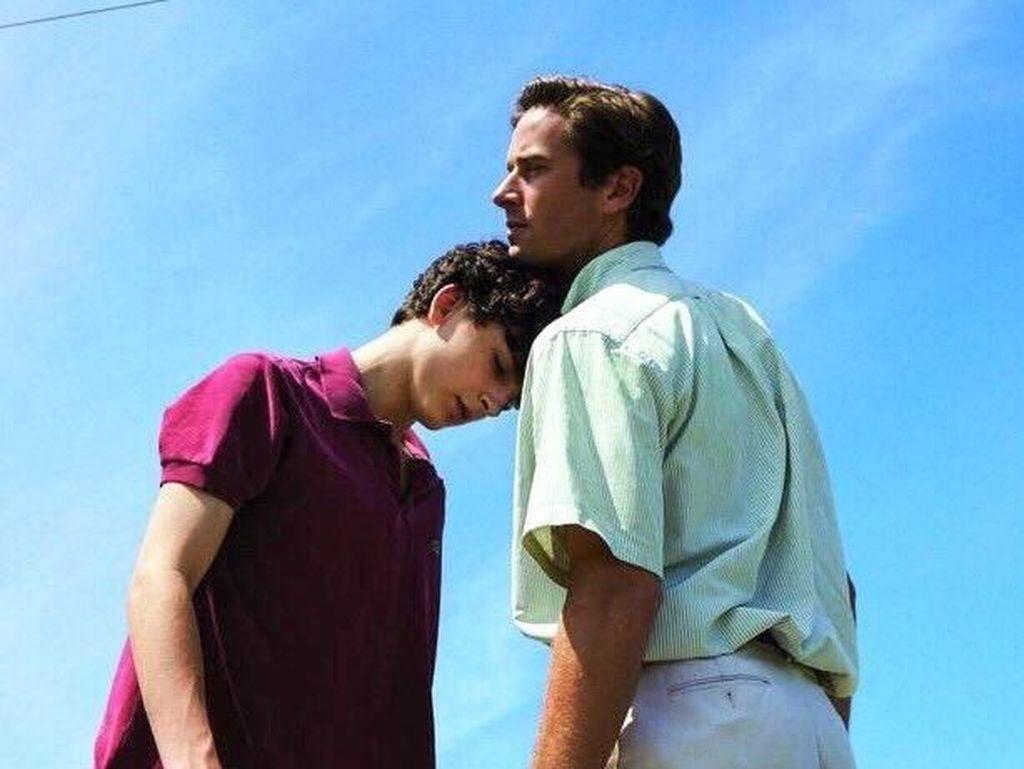 Oliver dan Elio Bertemu Lagi di Novel Sekuel Call Me by Your Name