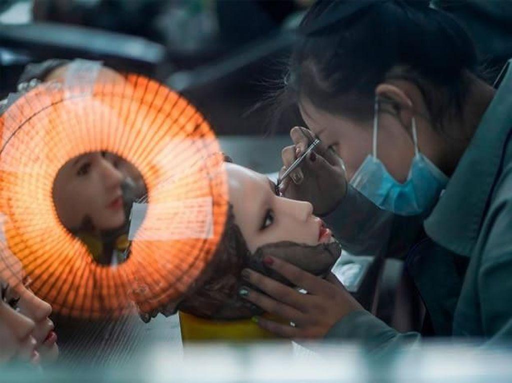 80% Boneka Seks di Seluruh Dunia akan Disuplai dari China