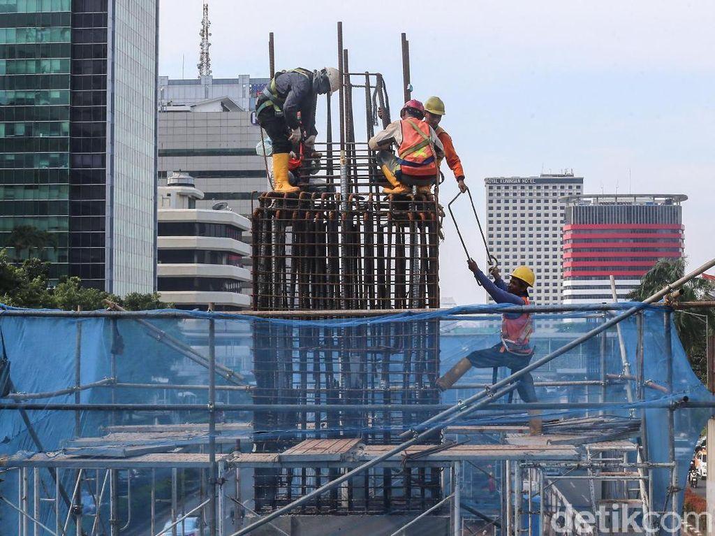 KEIN Ingatkan Dampak Ekonomi dari Moratorium Konstruksi Layang