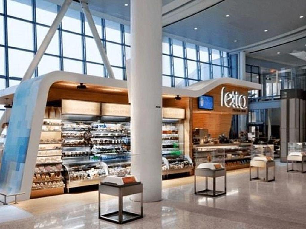 15 Bandara Terbaik Dunia untuk Urusan Makanan