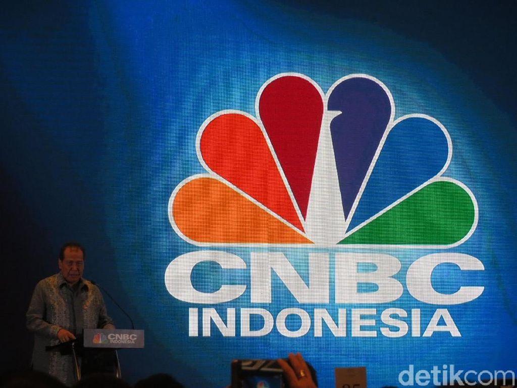 CT: Bisa Beli Saham dari CNBC Indonesia