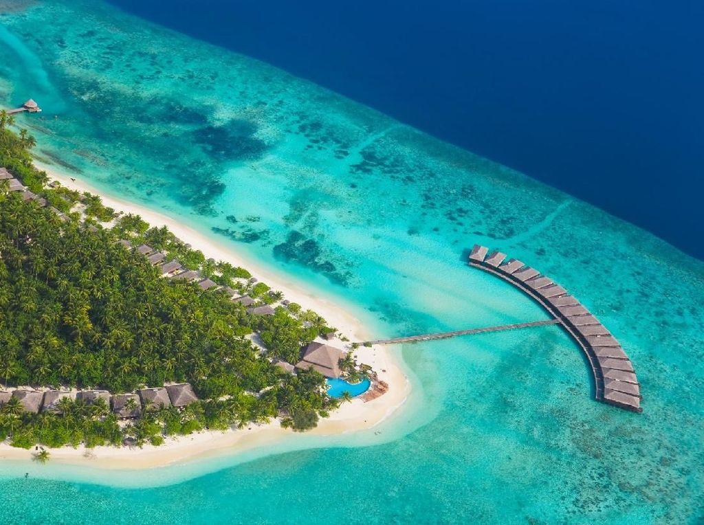 Maldives Tembus 90.000 Ribu Turis di Bulan Januari