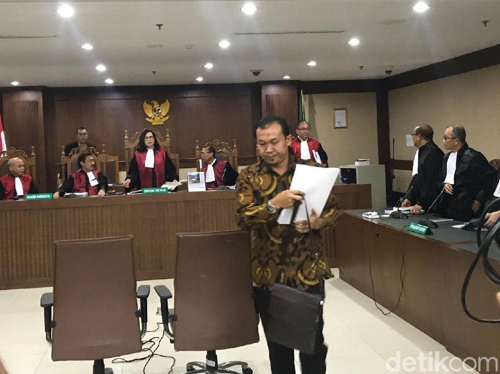 Eks Panitera Pengganti PN Jaksel Jadi Koruptor ke-15 yang Ajukan PK