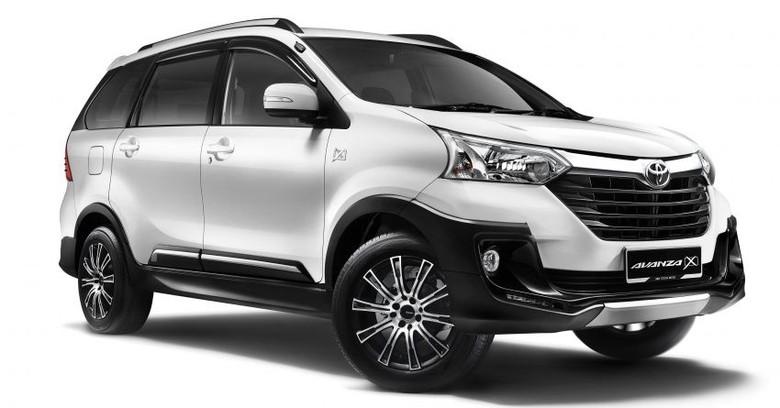Toyota Malaysia Rilis Avanza Crossover