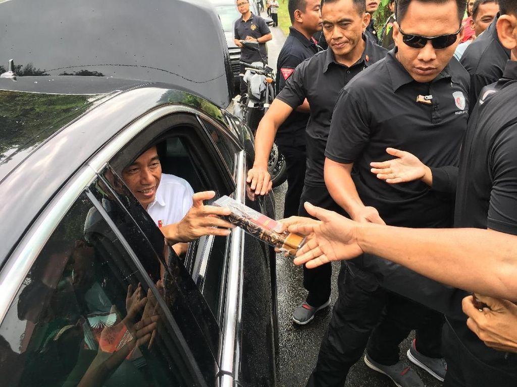 Masih di Ranah Minang, Jokowi ke Solok hingga Sawahlunto Hari Ini