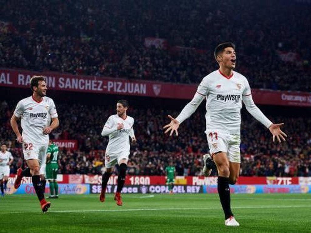 Sevilla Melaju ke Final Copa del Rey