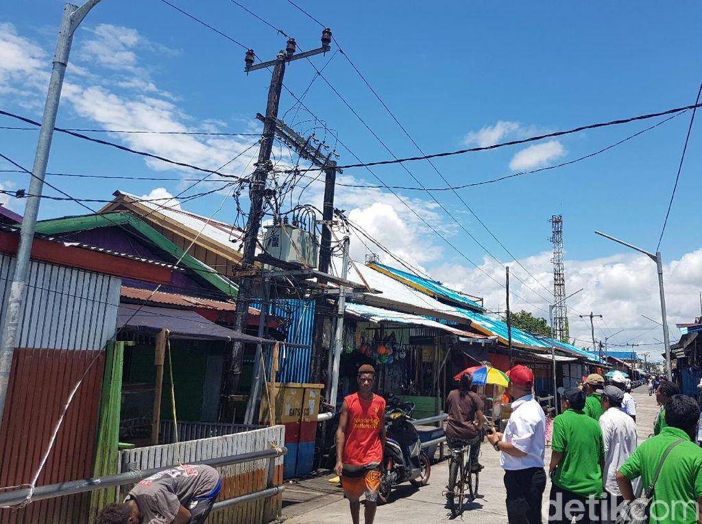 Ini Tantangan PLN Membangun Listrik di Kabupaten Asmat