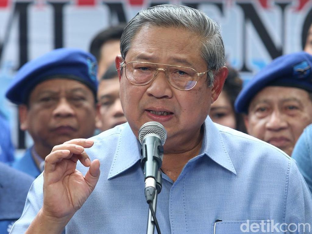 SBY Puji Orang Terkaya RI Tukar Dolar Rp 2 Triliun