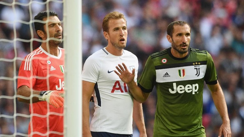 Chiellini: Harry Kane Fantastis