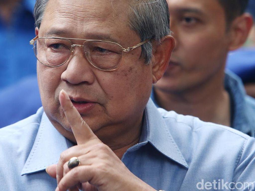 SBY Bicara Pemimpin Baru, Siapa Capresnya?