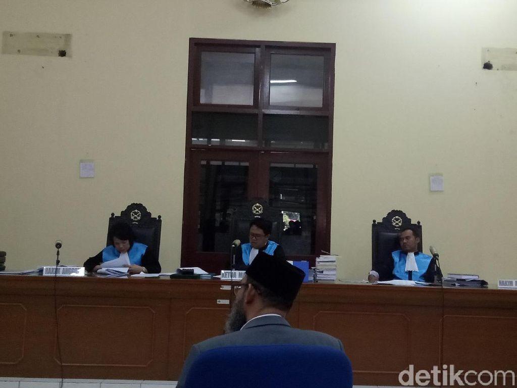 Lanjutan Sidang Pembubaran HTI, Saksi Paparkan Arti Khilafah