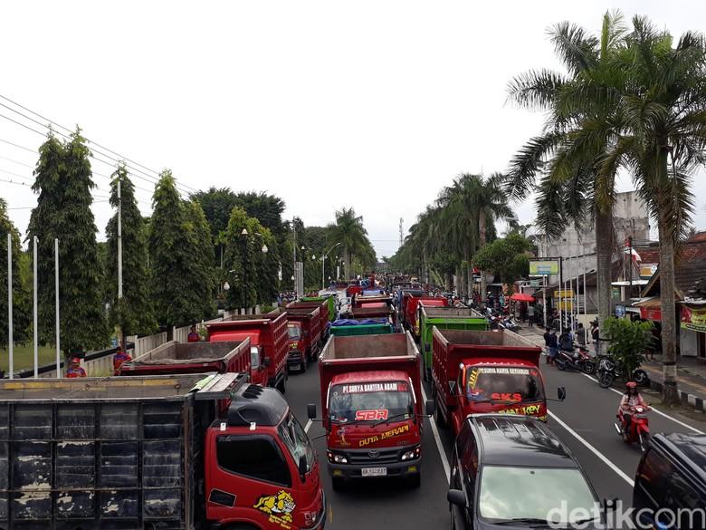 Indonesia Bebas dari Truk Bekas Impor