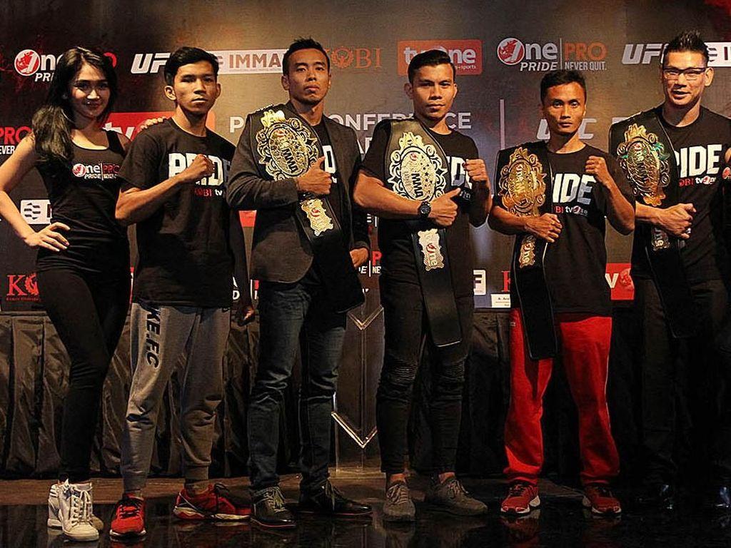 Pertarungan Fighter MMA Terbaik Siap Digulirkan