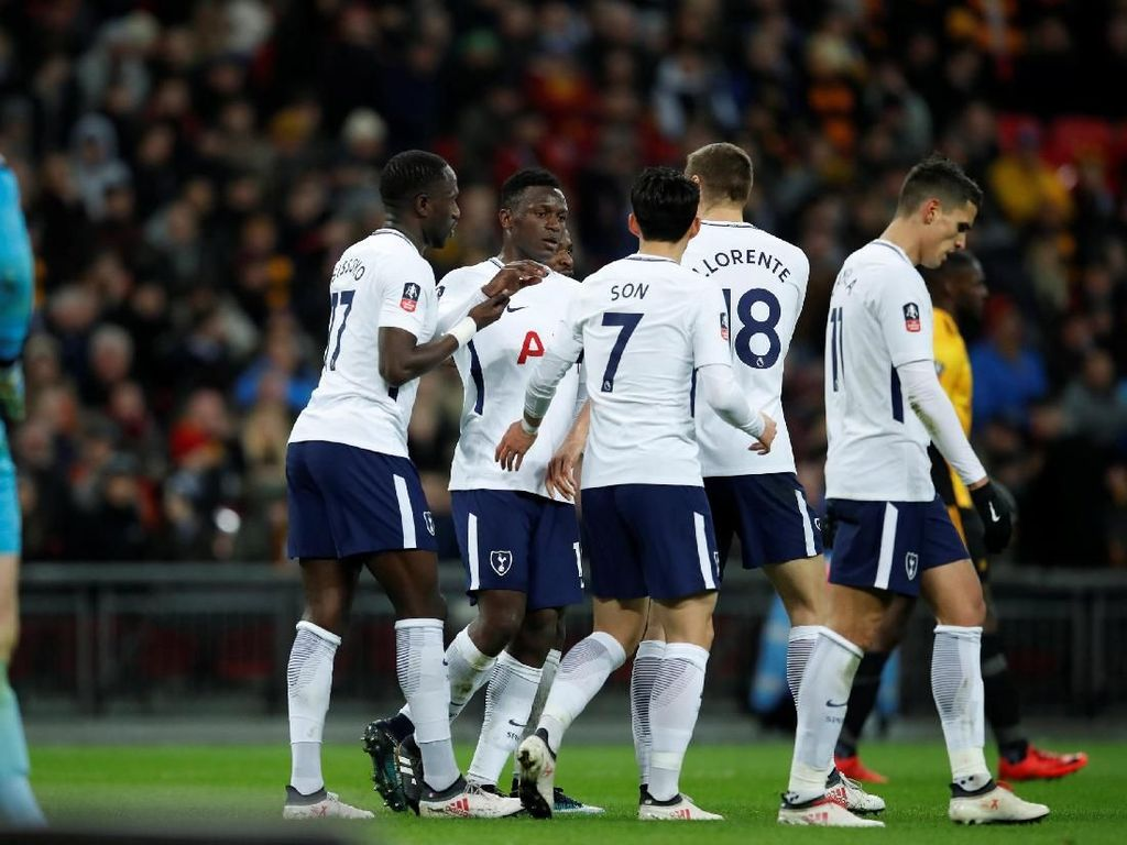 Lolos Piala FA & Liga Champions Dimulai Lagi, Spurs Mau Nikmati Pekan-Pekan Sibuk