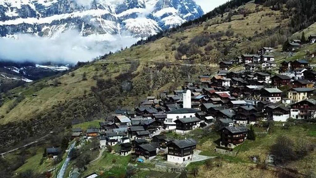 Pindah ke Desa di Swiss Ini Langsung Dibayar Rp 950 Juta, Mau?