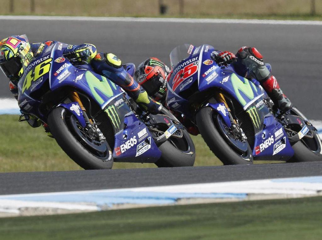 Yamaha di Ambang Puasa Kemenangan Terpanjang di MotoGP Aragon