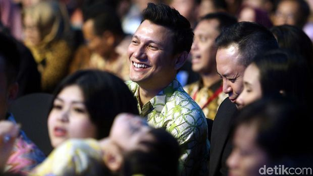 Christian Sugiono juga termasuk dalam daftar undangan