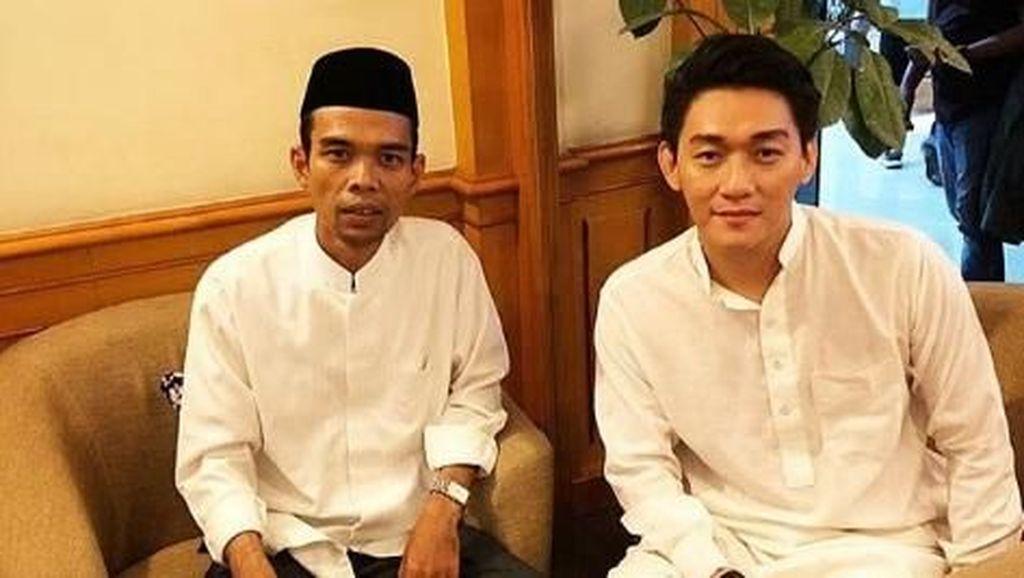 Hijrah, Ifan Seventeen Belajar ke Ustad Abdul Somad