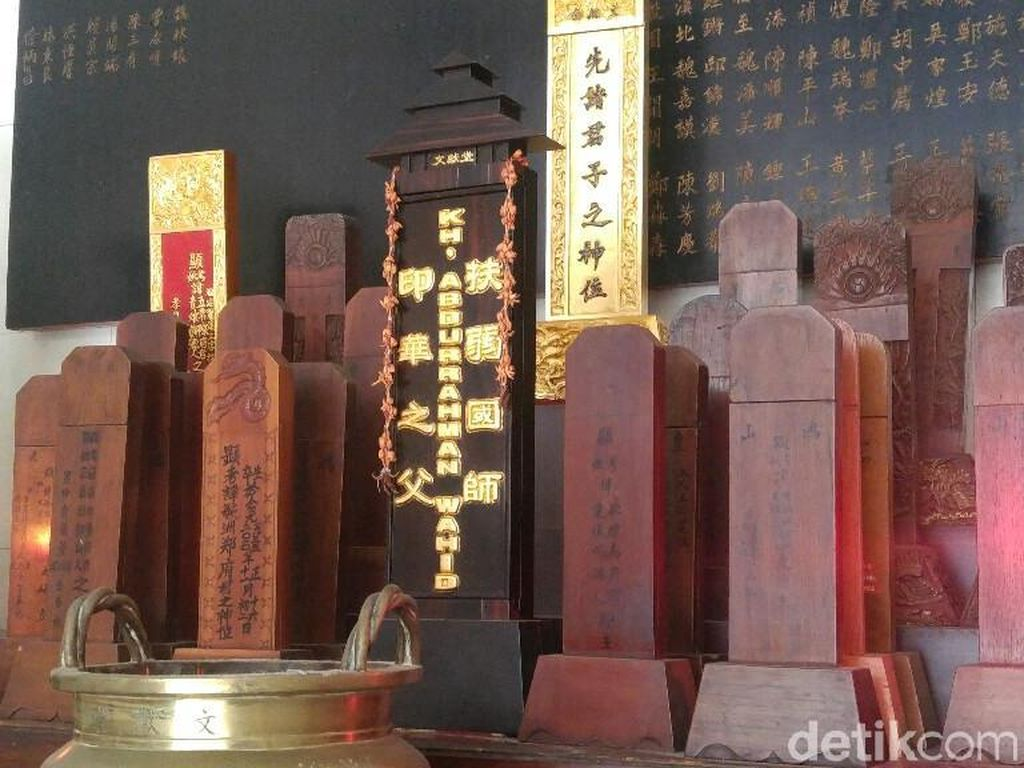 Kata Warga Tionghoa tentang Gus Dur yang Bermarga Tan