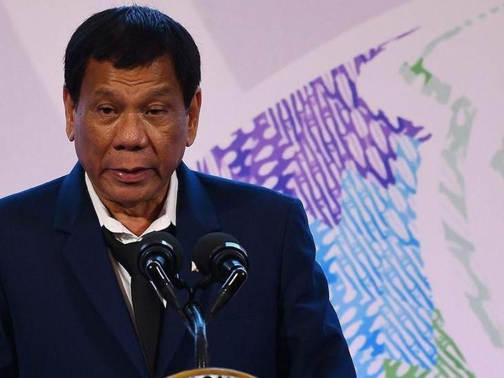 Ide Menggemparkan Duterte, Usulkan Filipina Diganti Maharlika