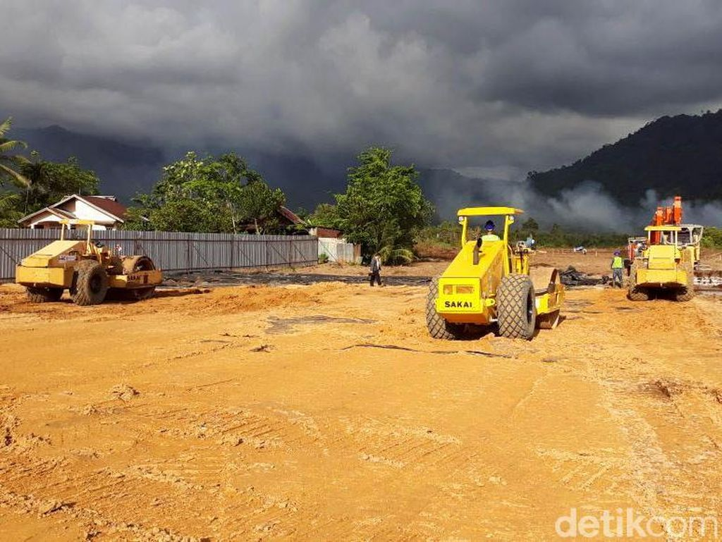 Akan Ada Terowongan Tembus Bukit Barisan di Tol Padang-Pekanbaru