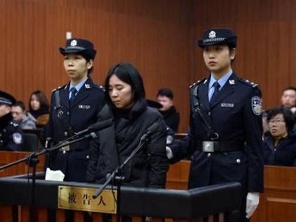 Bakar Apartemen Majikan, Pengasuh Anak di China Divonis Mati