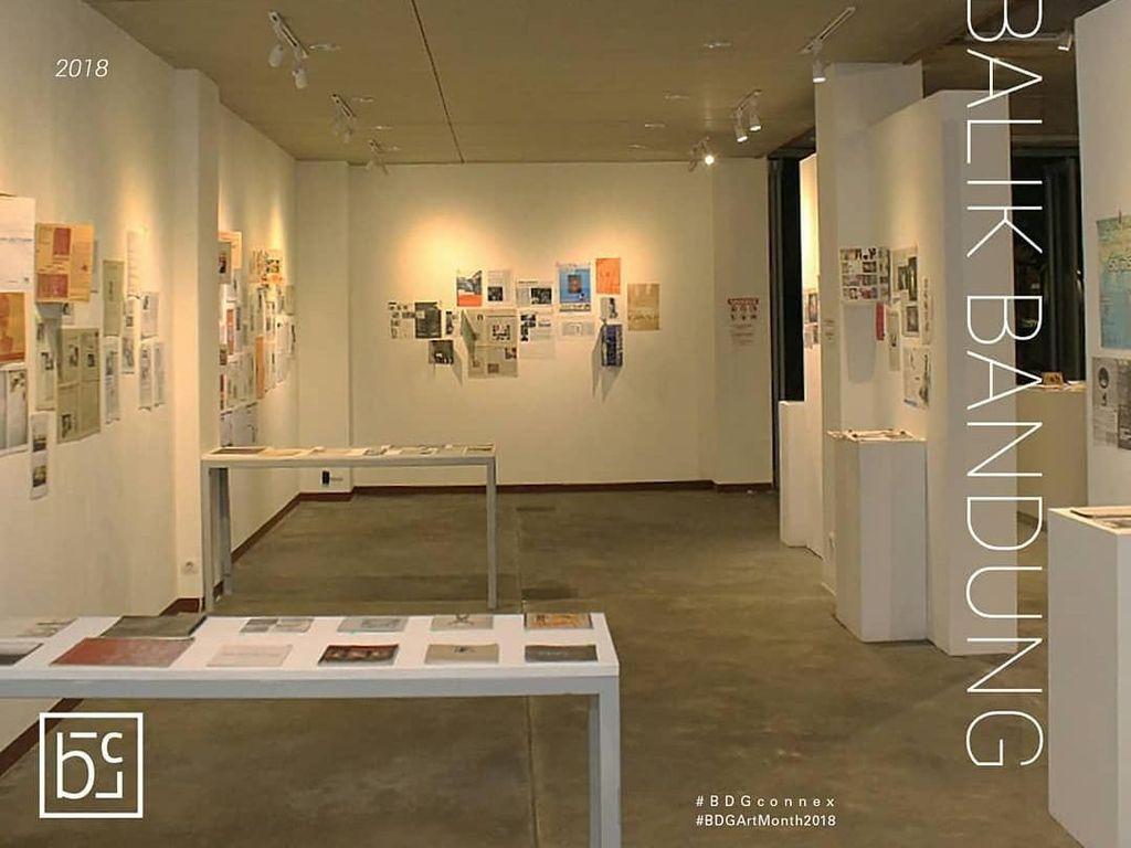 BDG Connex Memetakan Seniman dan Ruang Seni yang Ada di Bandung