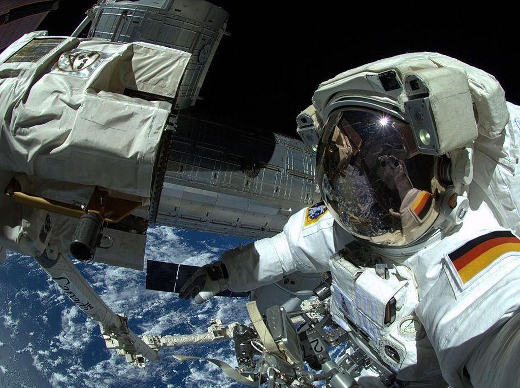 Pertama Sejak 35 Tahun, Astronot Wanita Mau Jalan di Antariksa