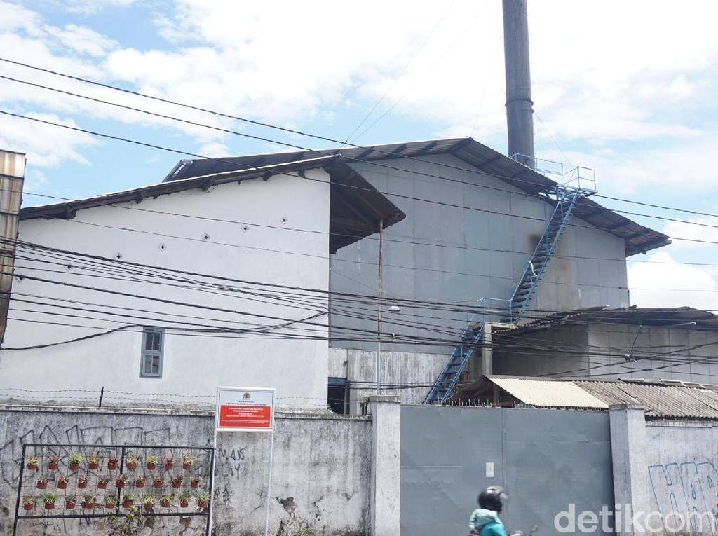KLHK Tutup Pabrik Tekstil di Bandung yang Tidak Punya IPAL