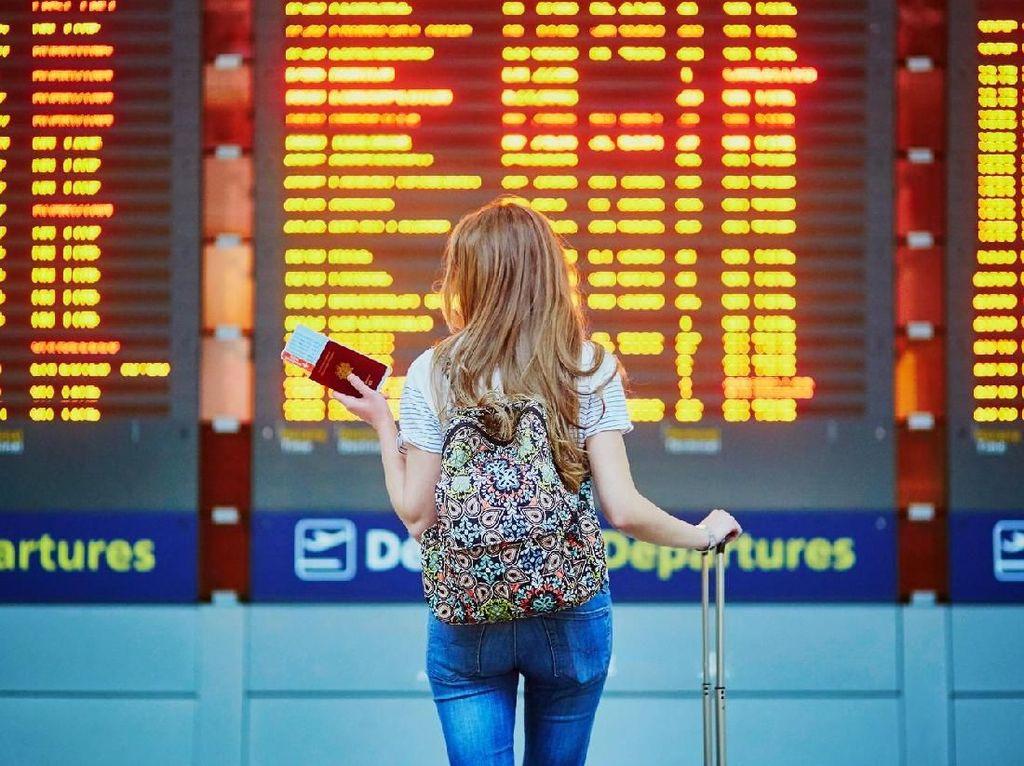 Foto: 10 Bandara Tersibuk Sedunia Saat Liburan Natal