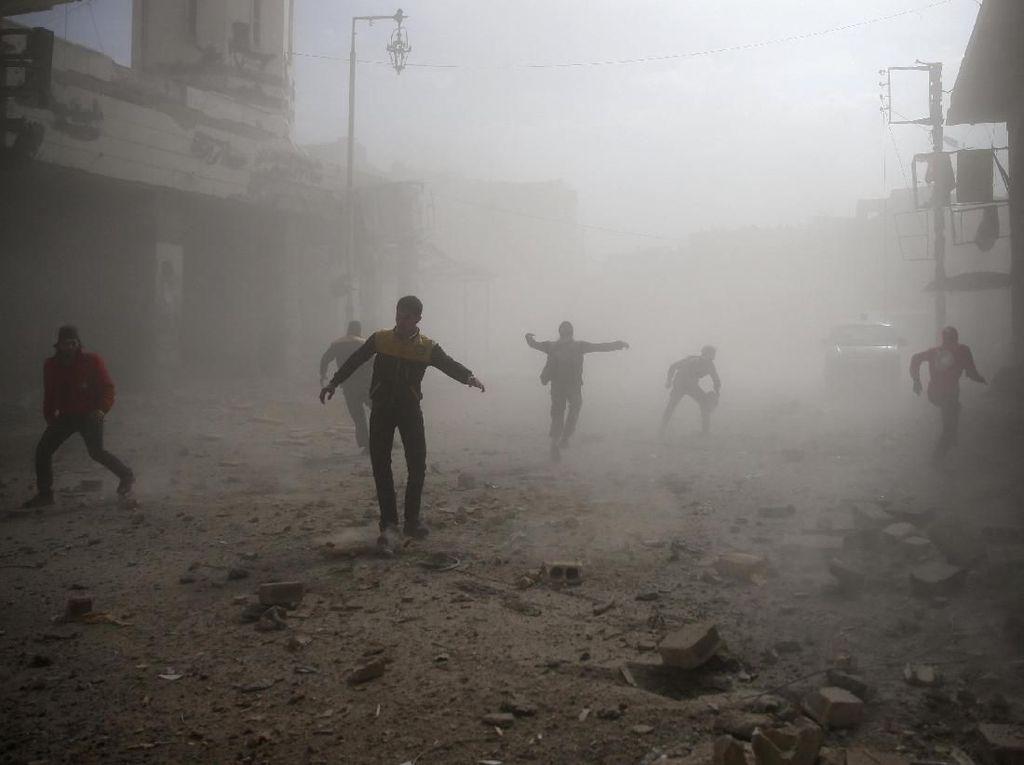 Pemberontak Vs Assad di Suriah Selatan, Assad Menang