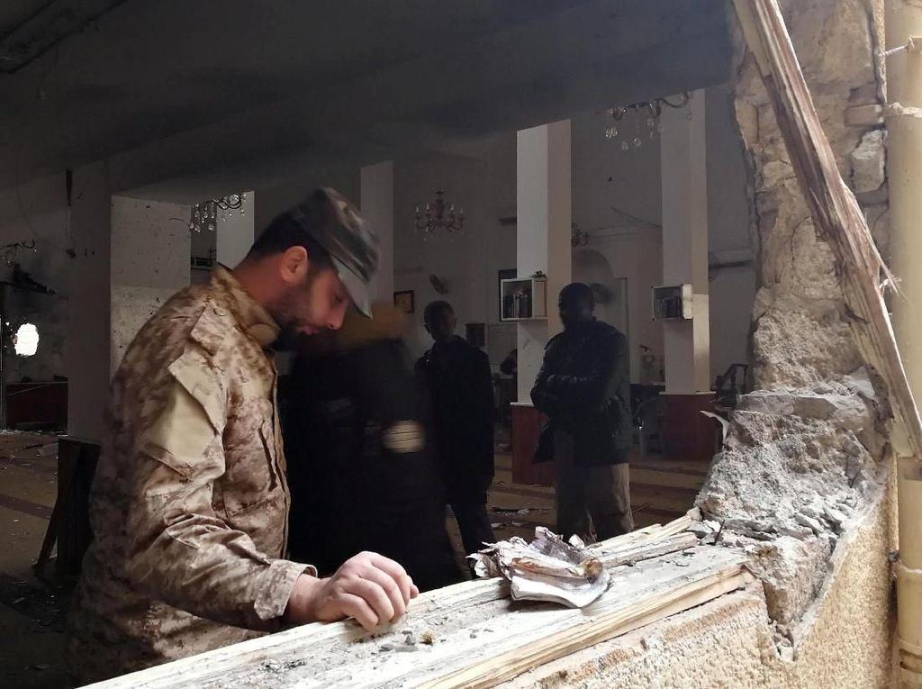 Pasukan Pemerintah Libya Kuasai Basis Utama Pasukan Oposisi
