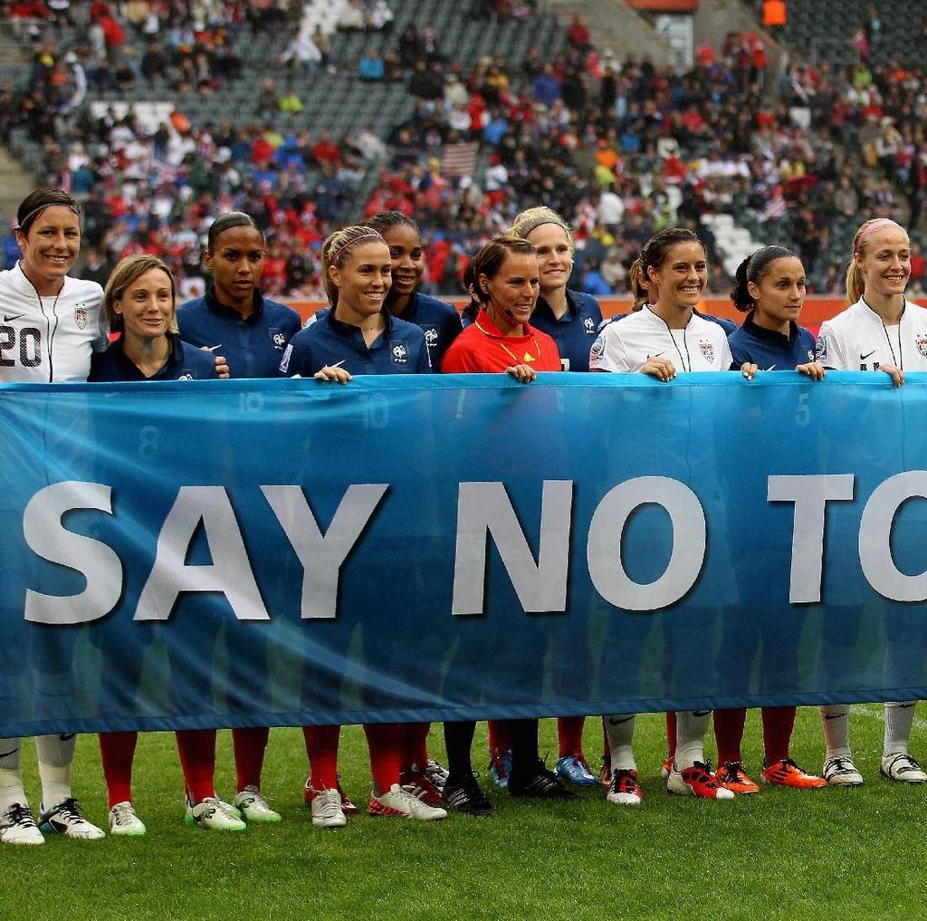 Jika Ada Aksi Rasial di Piala Dunia, Laga Diminta Langsung Disetop