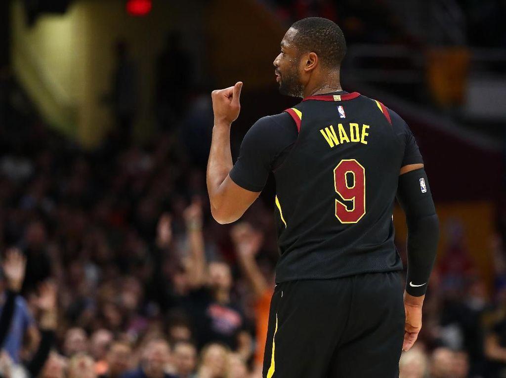 Miami Heat Ingin Rekrut Dwayne Wade Lagi