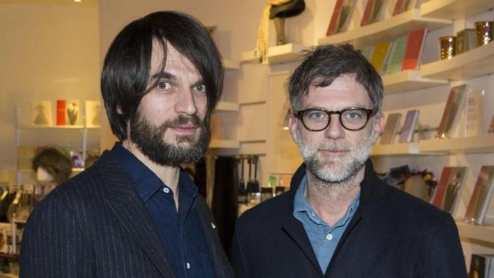 Jonny Greenwood dan Paul Thomas Anderson (Foto: dok Getty Images)