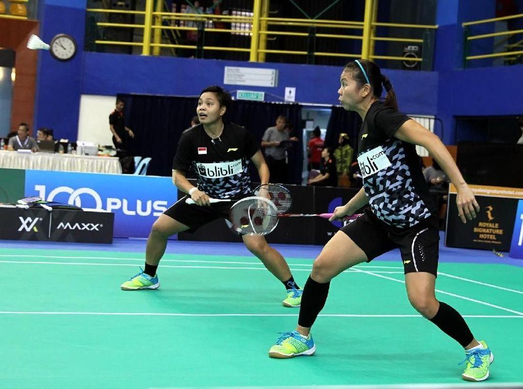 Jadwal Tim Putri RI di Perempatfinal Kejuaraan Bulutangkis Beregu Asia