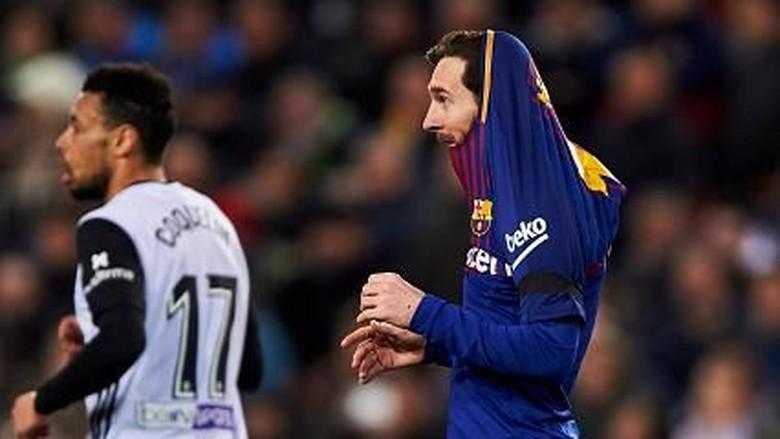 Menghentikan Messi Sampai Harus Melepas Jersey-nya