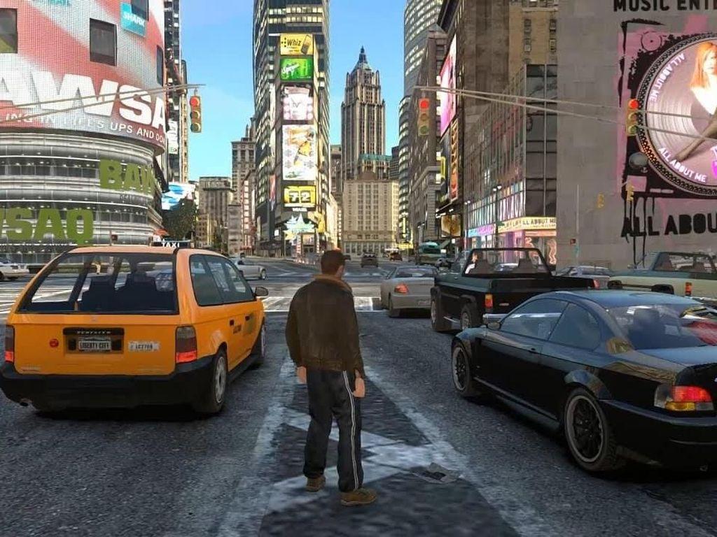 Induk Rockstar Beri Kode Keras, GTA 6 Dirilis Tahun 2023?