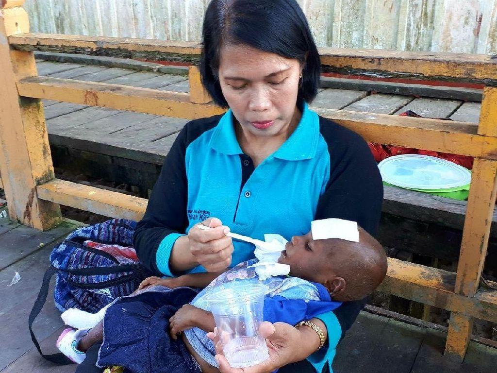 Potret Kondisi Masyarakat Asmat dan Puskesmas Agats Papua