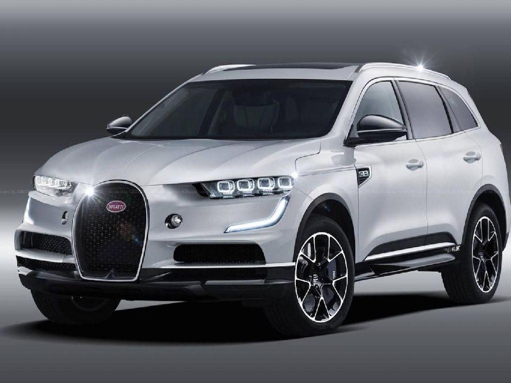 Begini Jadinya Jika Bugatti Lahirkan SUV